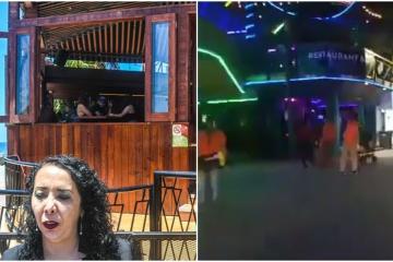 Mientras Ensenada respeta cierre de bares, Araceli Brown abre las...