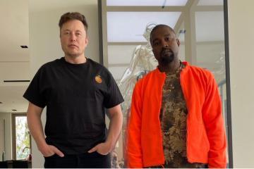 Kanye West se lanza a la presidencia de Estados Unidos