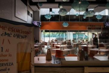 Coronavirus provoca que 2 de cada 10 restaurantes en México no...