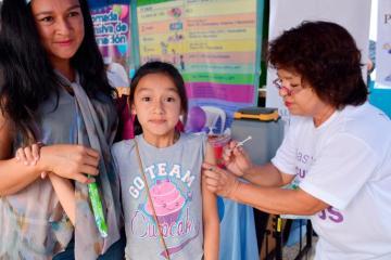 Recorte presupuestal de AMLO afectará a comida y vacunas infantiles