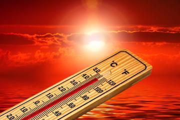 ¡El calor no se va! Baja California superará los 50 °C esta semana
