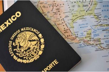 Cómo tramitar el pasaporte mexicano durante la cuarentena