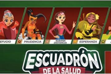 """Presentan """"Escuadrón de la Salud"""" la nueva estrategia de..."""
