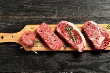 Carne vegana impresa en 3D llegará pronto al mercado