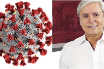 Jaime Bonilla tuvo coronavirus