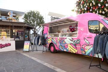 Barbie Pop Up Truck llegará este sábado a San Diego