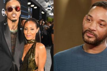 Esposa de Will Smith revela que le fue infiel