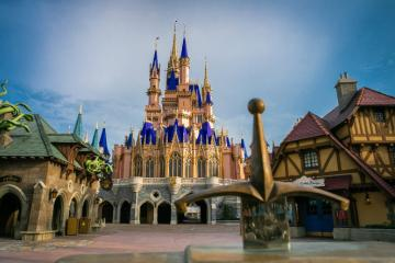Así reabrió Disney World de Orlando, Magic Kingdom y Animal Kingdom
