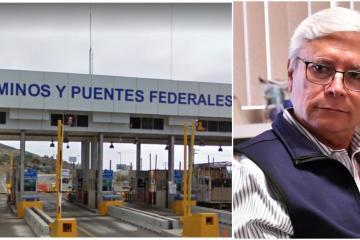 Jaime Bonilla es denunciado penalmente por tomar la caseta de cuota