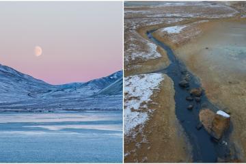 Nuevo desastre ecológico en el Círculo Polar Ártico ocasiona...