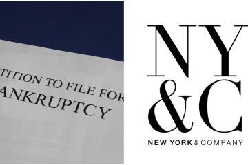 New York & Company se declara en bancarrota; cerrará la...