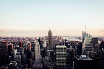 Este es el primer día en que Nueva York no registra ningún muerto...