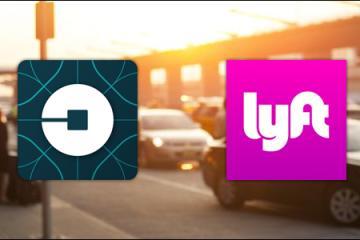Demandan a Uber y Lyft en Massachussetts y California