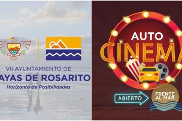 Rosarito abrirá autocinema frente al mar