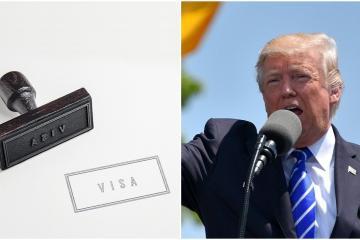 No se retirarán visas a estudiantes extranjeros aunque sus clases...