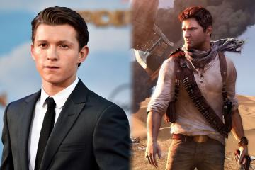 Tom Holland confirma el inicio del rodaje de Uncharted