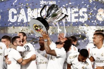 ¿Festeja Real Madrid el triunfo más triste en su historia?