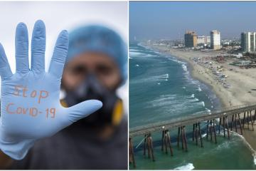 Rosarito: the town with less coronavirus infections in Baja California