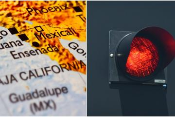 Baja California will remain in red light next week although the...