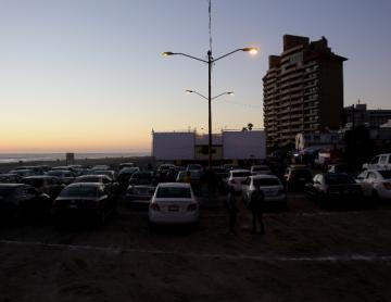 Find out more about Rosaritos beachfront drive-in