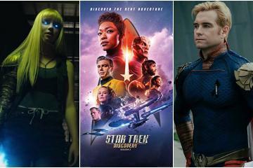 The New Mutants y Star Trek darán panel hoy en Comic Con de San Diego
