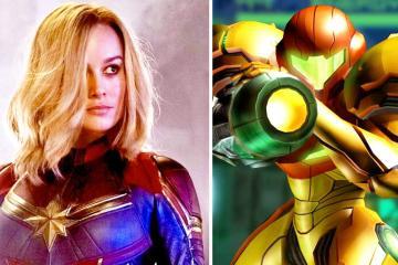 Así se vería Brie Larson como Samus en cinta de Metroid