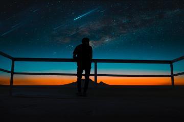Esta noche el cielo se iluminará con una lluvia de estrellas