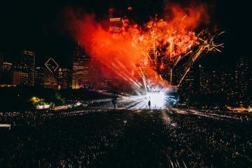 The Neighborhood, Paul McCartney, Metallica y más en festival...