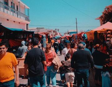 Tijuana swap meet are a hotspot for coronavirus
