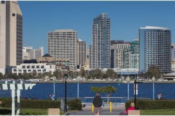 El día de hoy San Diego registró cero muertes a causa del...
