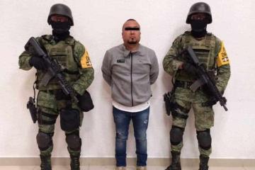 """Detienen a """"El Marro"""", líder del cártel de Santa Rosa..."""