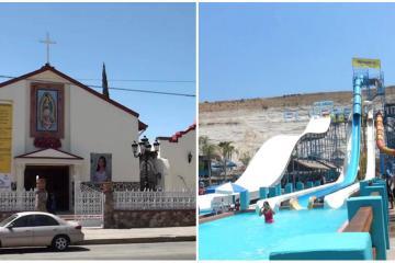 A partir de hoy ya pueden abrir iglesias, albercas y museos en Baja...