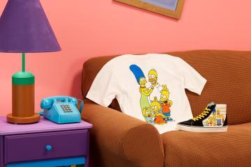 Fans de The Simpsons: ¡Vans lanzará colección de la familia...
