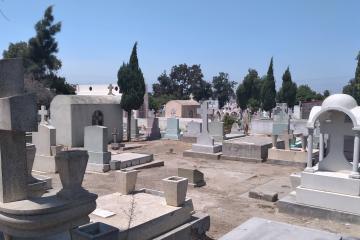 Reabren los 13 panteones municipales en Tijuana