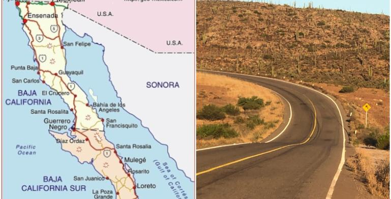 Conoce la historia de la icónica carretera que permite recorrer la...