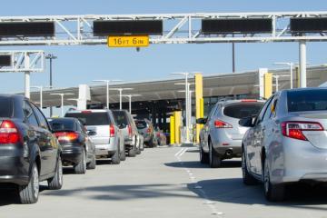 Retrasarán el desvío temporal de carriles en cruce fronterizo de...