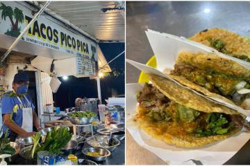 Tradicionales tacos tijuanenses Pico Pica están de regreso y ¡con...