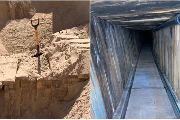 Encuentran el túnel fronterizo más sofisticado en la historia de...