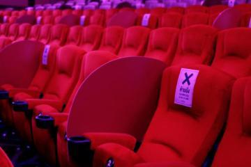 Cines reabrirán la siguiente semana en la Ciudad de México