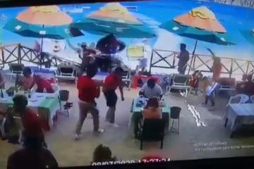 Jet ski runs over 3 people in Los Cabos, 1 dies