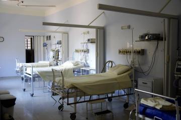 Secretaria de Salud en México: Acciones hospitalarias por COVID-19