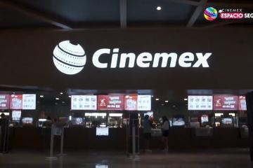 Reabre Cinemex en Tijuana con nuevo protocolo sanitario