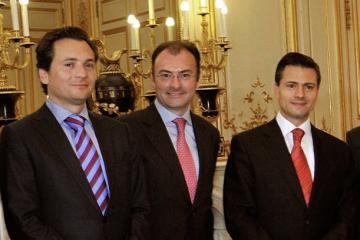 Lozoya acusa a Peña Nieto y Luis Videgaray de repartir sobornos