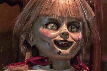 """Se """"escapa"""" muñeca Annabelle del museo Warren"""