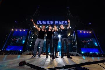 Metallica proyectará concierto Drive-In en San Diego