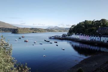 Este paraíso ofrece casa y trabajo para quienes se muden a Escocia