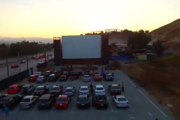 "Big Moon Autocinema presents ""Drive-Thru Concert"" in Tijuana"