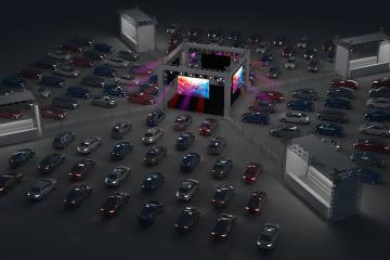Drive-In Entertainment Park in Tijuana with 360° Experience announced