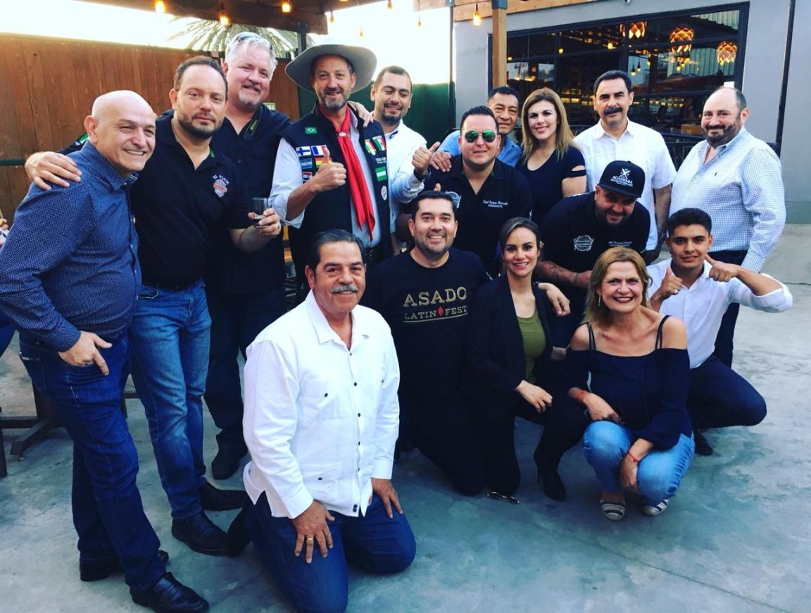 2019 La Parrilla Fest, Mexicali. Photo: W. Scott Koenig