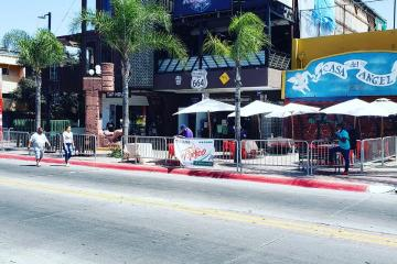 """Tijuana al fresco"" will continue throughout September"